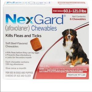 Bundle for peppersnepper - 2 nexgard orders